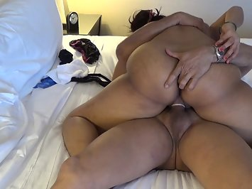 Hot Indian Wife Ride Lover Big Dick